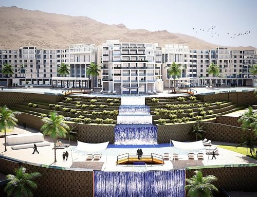 Soon our new project – Luxury Hotel – 243 Rooms @ Al Ain El Sokhna – Red Sea